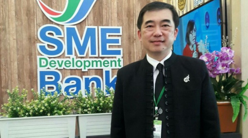 Thai Government appointed New Director Central Lab (Thailand) to promote SMEs OTOP to World Class Standard Product
